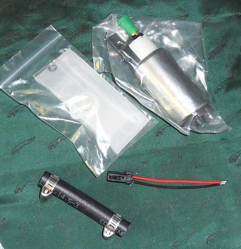 Sdc on Jaguar Fuel Filter Clip