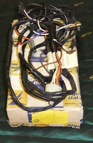 jaguar e type wiring harness jag spares international    e type    series 3 1971 1975  jag spares international    e type    series 3 1971 1975
